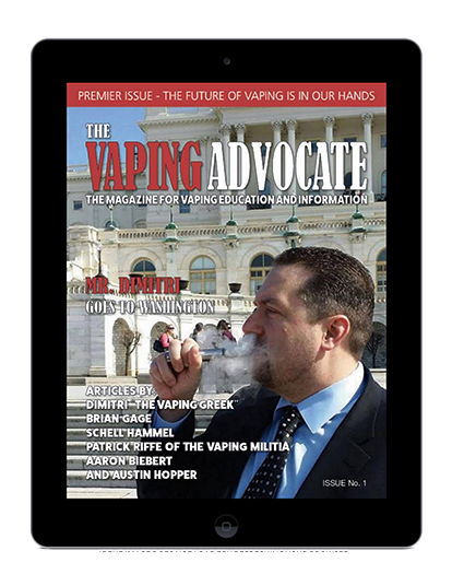 The Vaping Advocate – A Commentary