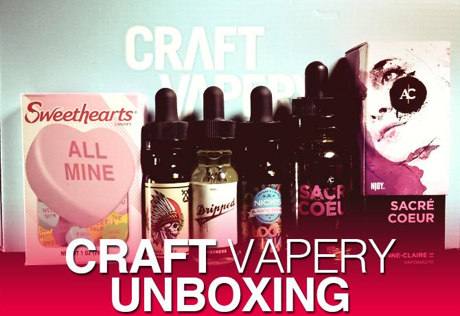 craft vapery unboxing daily vape tv spinfuel vape