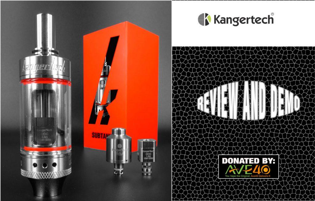 Kanger Subtank Review & Video