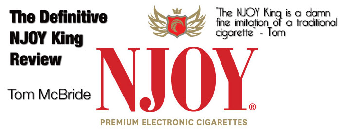 Madison : Njoy e cig review