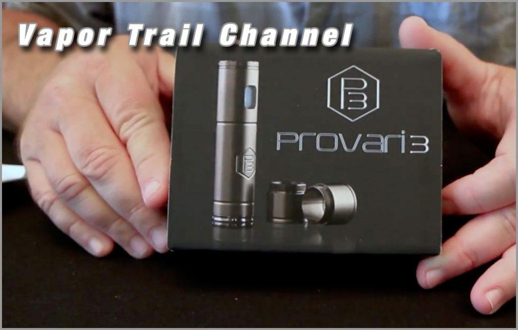 Provari v3 Show And Tell – Vapor Trail Channel