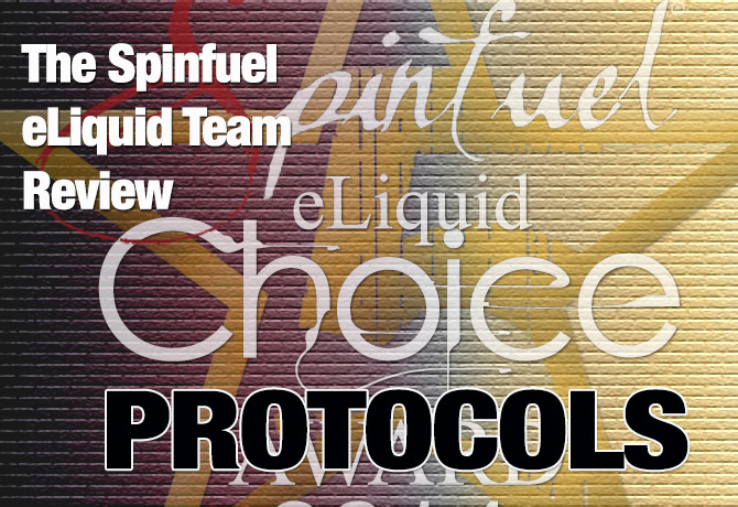Spinfuel eLiquid Review Team