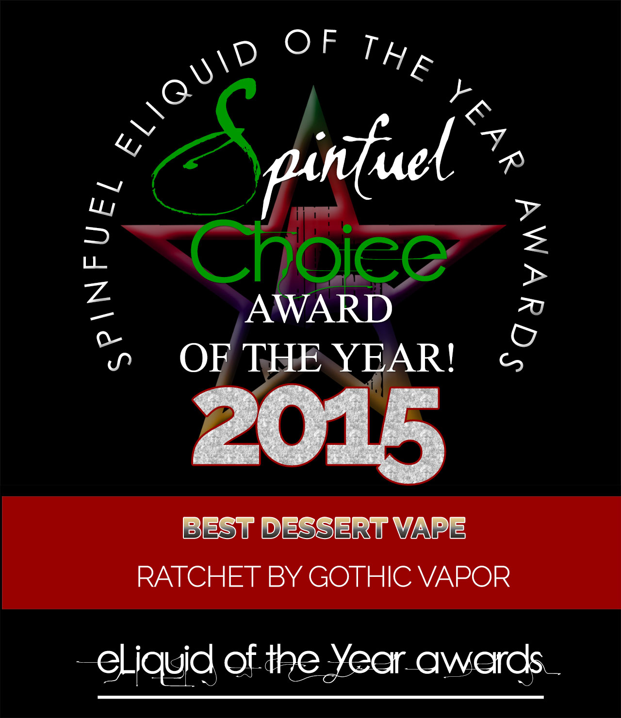 RATHAT-DESSERT-GOTHIC - Spinfuel Choice Award