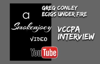 Greg Conley interview Smokenjoey