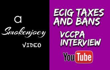 Smokenjoey VCCPA TAXES Interview