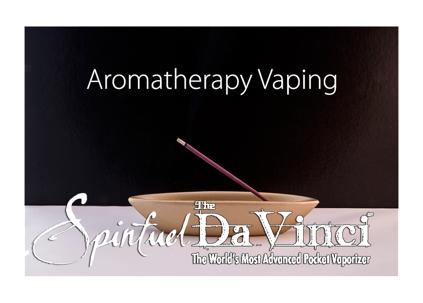 Spinfuel and DiVinci's Aromatherapy Category