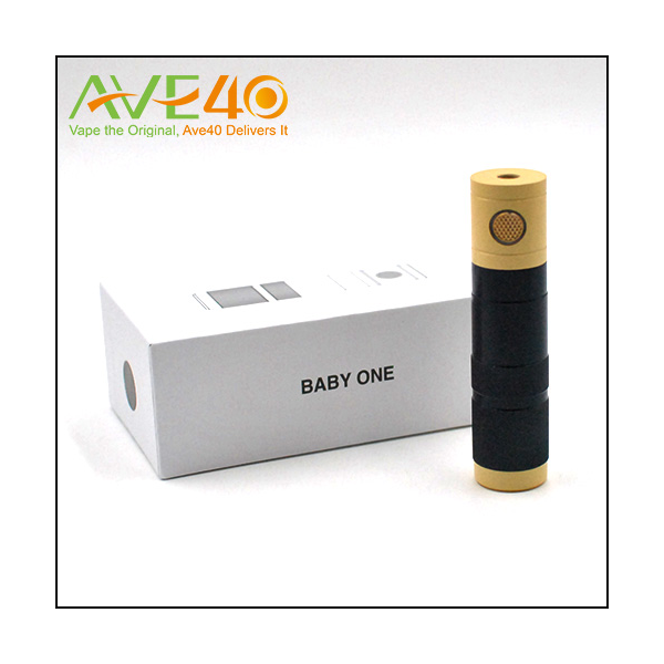 Baby One box and vaporizer