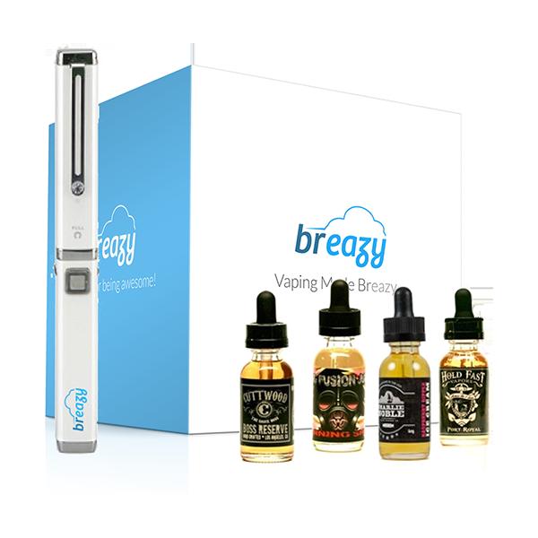 Breazy eLiquid Subscription Service