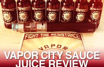 Vapor City Sauce