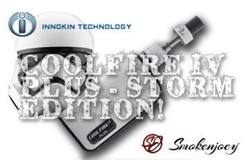 Coolfire IV Plus Storm Edition