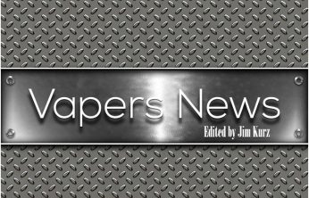 Vaper News at Spinfuel eMagazine - Bans, Regulations, anti-smoking, anti-vaping, nicotine, health, government, FDA, daily vaping news