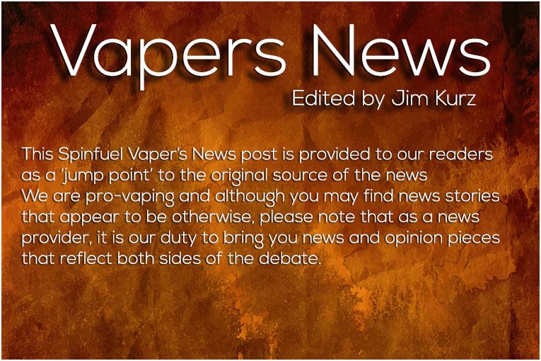 Vaper News - Anti-Smoking