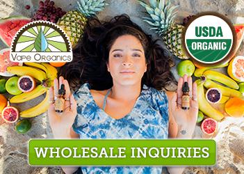 Pure Organics Vapors