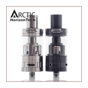 Arctic V8 and Arctic V8 Mini Sub-Ohm Tanks - Review from Spinfuel