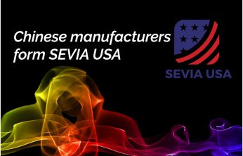 Chinese manufacturers form SEVIA USA