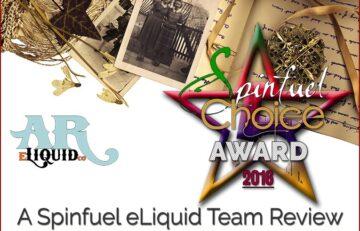 Arkansas Eliquid Gypsy Juice by AR Eliquid A Spinfuel eLiquid Team Review