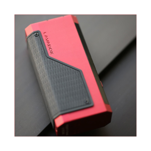 Lavabox DNA 200 – Blood Red Limited Edition – SPINFUEL EMAGAZINE Review