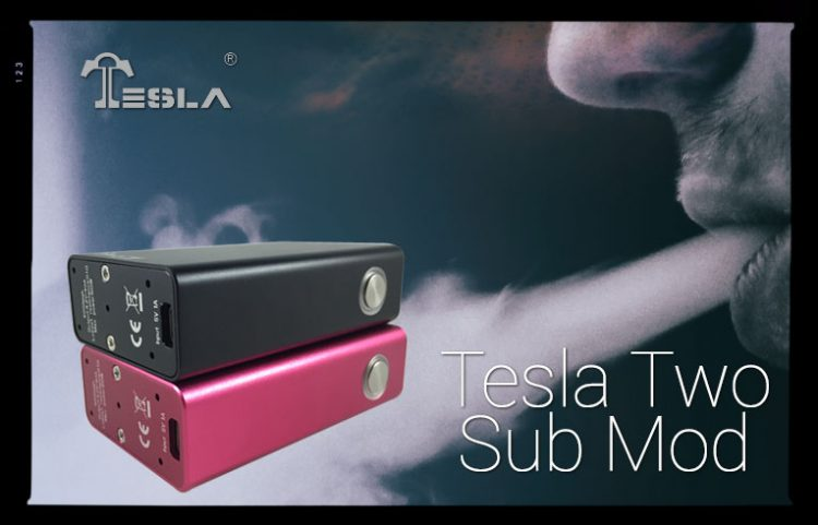 tesla two sub mod review spinfuel vape tesla two sub mod spinfuel emagazine review unregulated box mod 4000mah