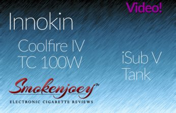 Coolfire 4 100W TC Smokenjoey Video Review
