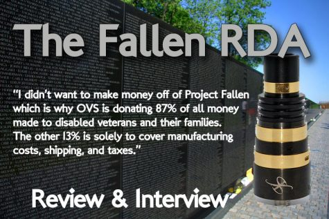 The Fallen RDA – Review & Interview Spinfuel eMagazine