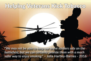 Veterans And Vaping Spinfuel eMagazine