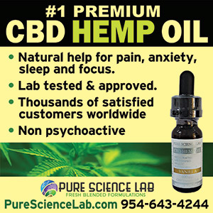 CDB Oil from Pure Science
