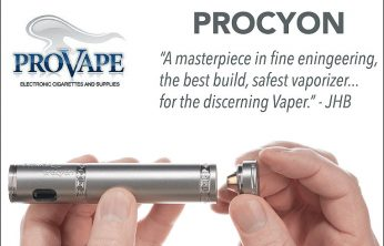 Procyon by ProVape Julia's Review – Spinfuel eMagazine