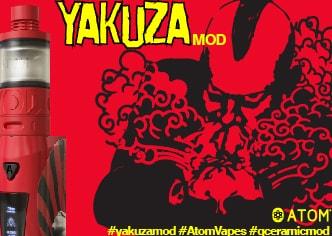 Atom Vapes Yakuza Mod