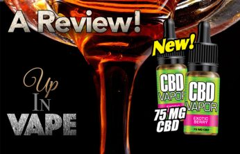 CBD Oil Revisited Joe's Vapor Shop Up in Vape