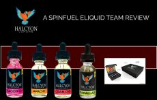 Halcyon Vapors e Liquid Review – Spinfuel eMagazine
