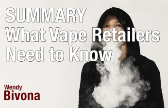 Vape retailers vape shops what they need to know - fad regs 8/816