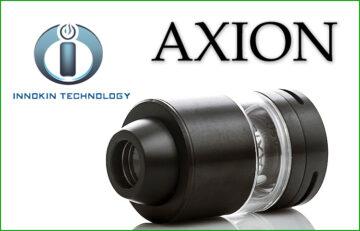 Innokin Axiom Hybrid Sub-Ohm Tank – Review by Spinfuel VAPE Magazine