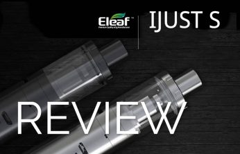 eLeaf iJust S Review by Spinfuel eMagazine