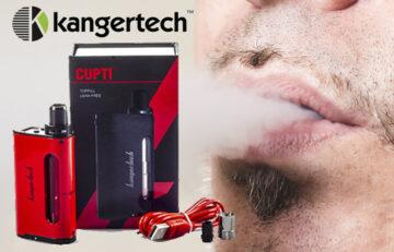 Kanger CUPTI Review at Spinfuel VAPE Magazine
