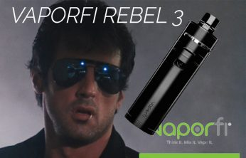Vaporfi Rebel 3 from VaporFi Review by Spinfuel eMagazine
