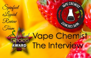 Vape Chemist Interview with Spinfuel