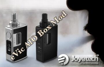 Joyetech eVic AIO Review Spinfuel VAPE Magazine