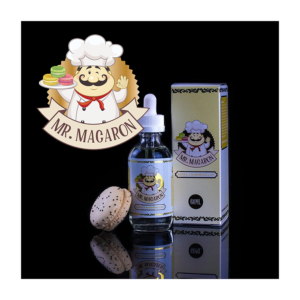 Mr. Macaron Eliquid - An Ejuice Review from Spinfuel VAPE Magazine