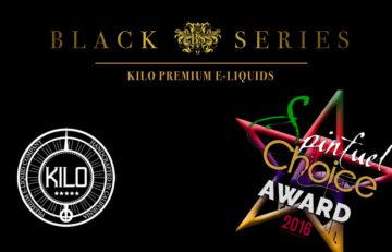 KILO Black Series – A Spinfuel eLiquid Team Review