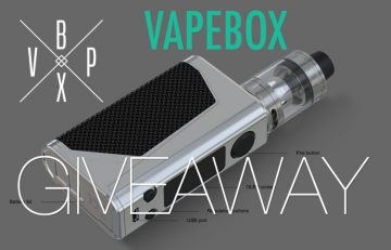 Vape Box Giveaway - Evic Primo 2