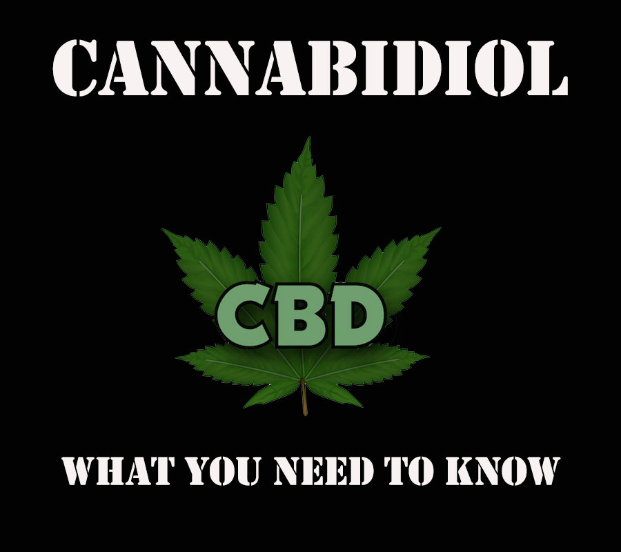 Cannabidiol AND CBD