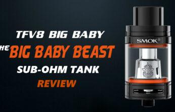 SMOK TFV8 Big Baby Tank - Spinfuel VAPE Magazine