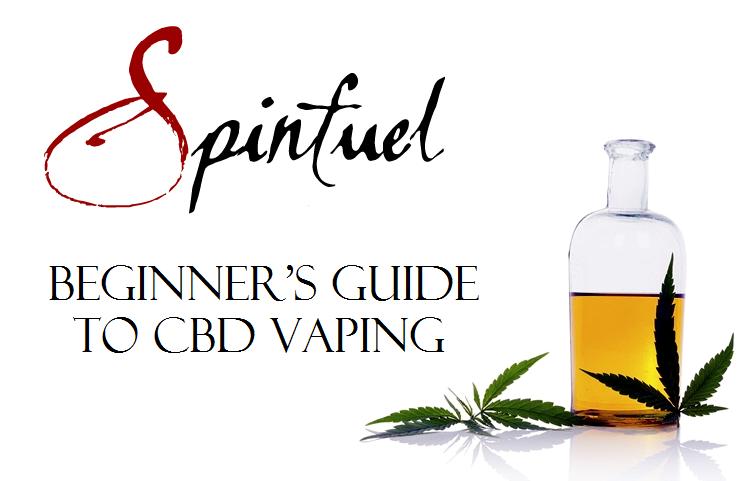 A Beginner's Guide To CBD Vaping | Spinfuel VAPE