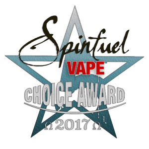 SPINFUEL CHOICE AWARD 2017