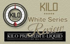 Kilo White Series Eliquid Review – SPINFUEL VAPE MAGAZINE