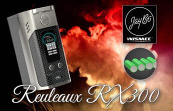 WISMEC Reuleaux RX300 Review – Spinfuel VAPE Magazine