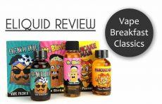 Vape Breakfast Classics Eliquid Review – SPINFUEL VAPE EMAGAZINE