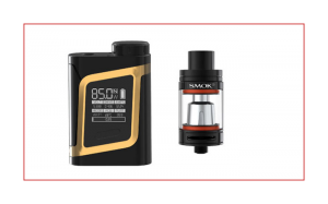 SMOK AL85 Alien Baby 85W TC Starter Kit Review – SPINFUEL VAPE MAGAZINE