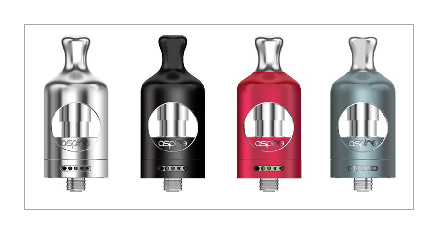 Aspire Nautilus 2 Tank Preview – Spinfuel VAPE