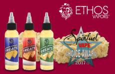 Ethos Crispy Treats Eliquid Review – SPINFUEL VAPE MAGAZINE